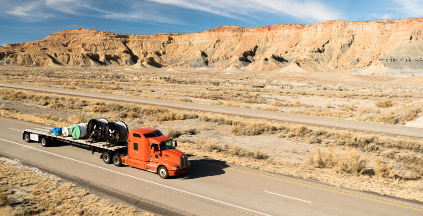 flatbed trucking in Utah